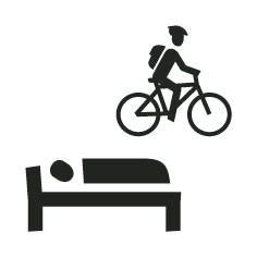 Qualitätssiegel Rad- & Bikeunterkünfte