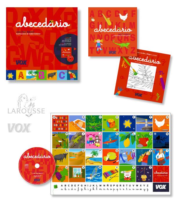 ABECEDARIO VOX (version espagnole) Larousse 2010