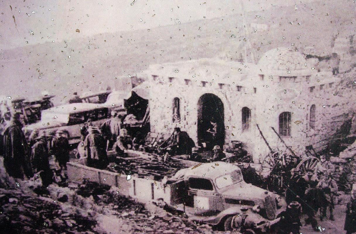 Col de Belitres - 1939