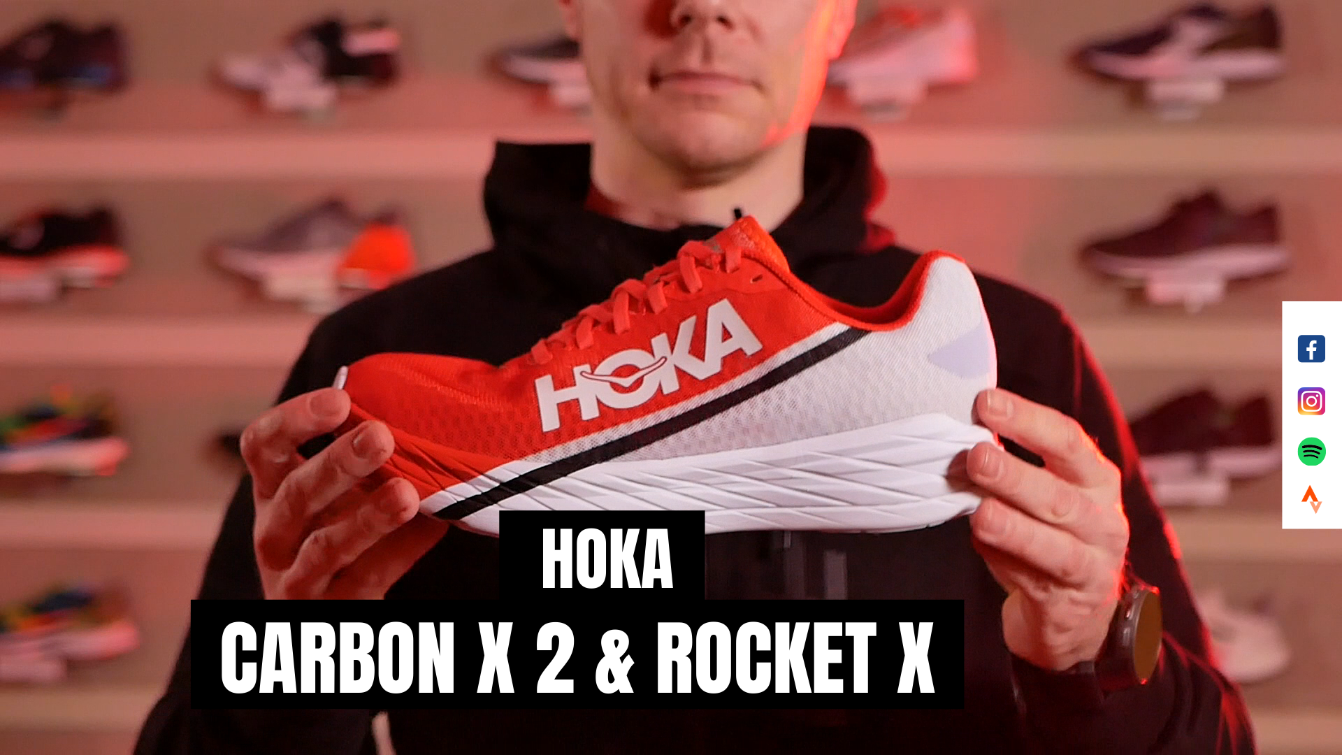 Review: Hoka Carbon X2 & Rocket X