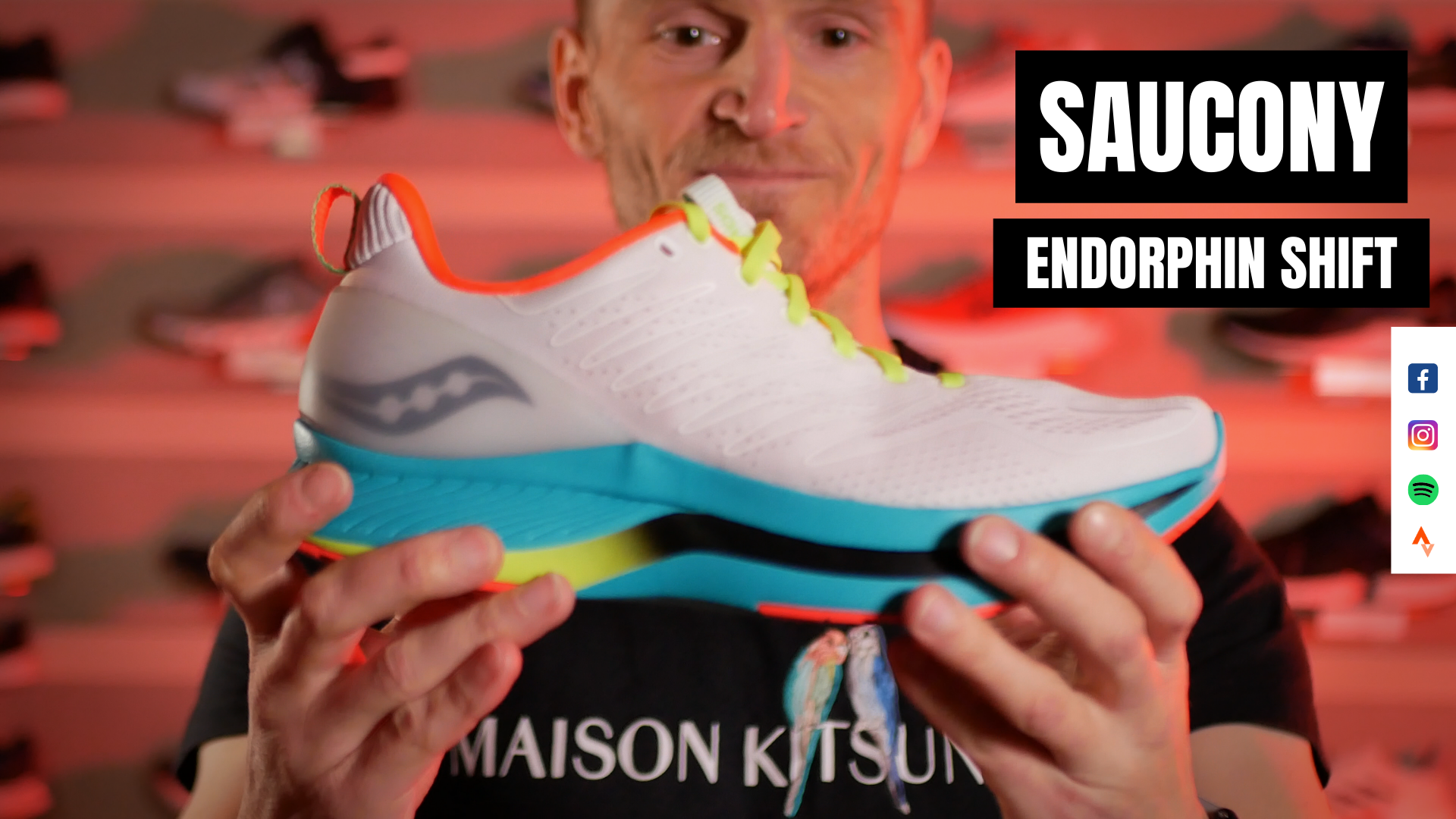 Review: Saucony Endorphin Shift