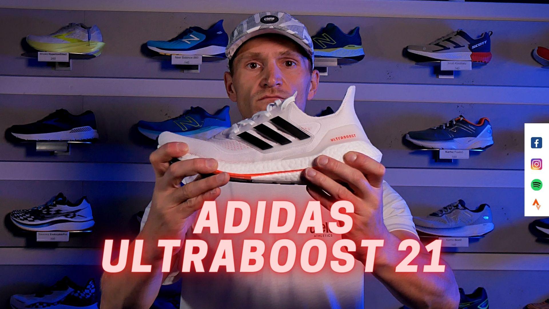 Laufschuh Test | Adidas Ultraboost  21 | (German | Deutsch)