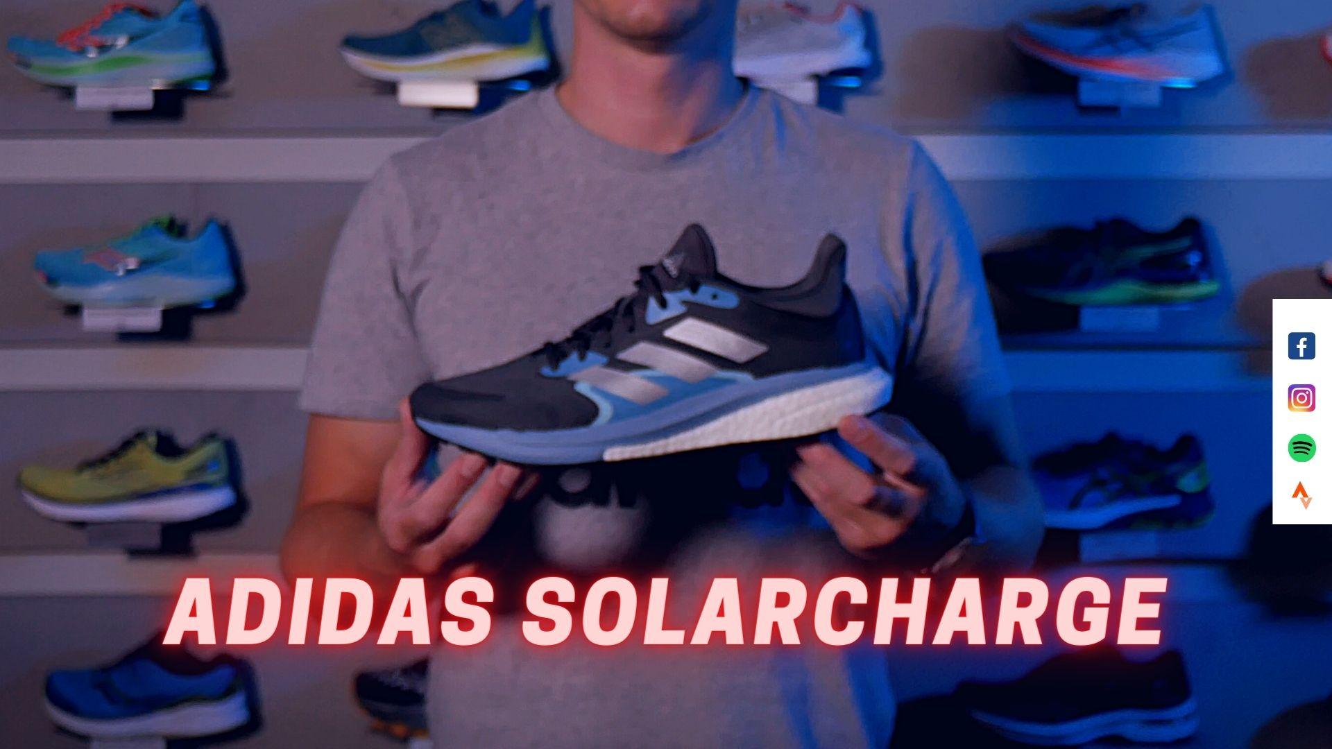 Laufschuh Test | Adidas Solarcharge | (German | Deutsch)