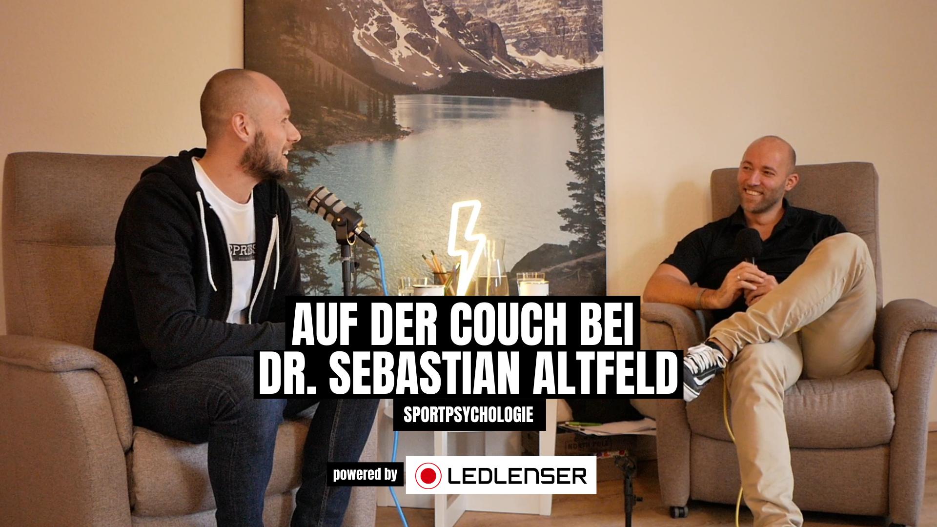 Folge 31 : Auf der Couch beim Sportpsychologen