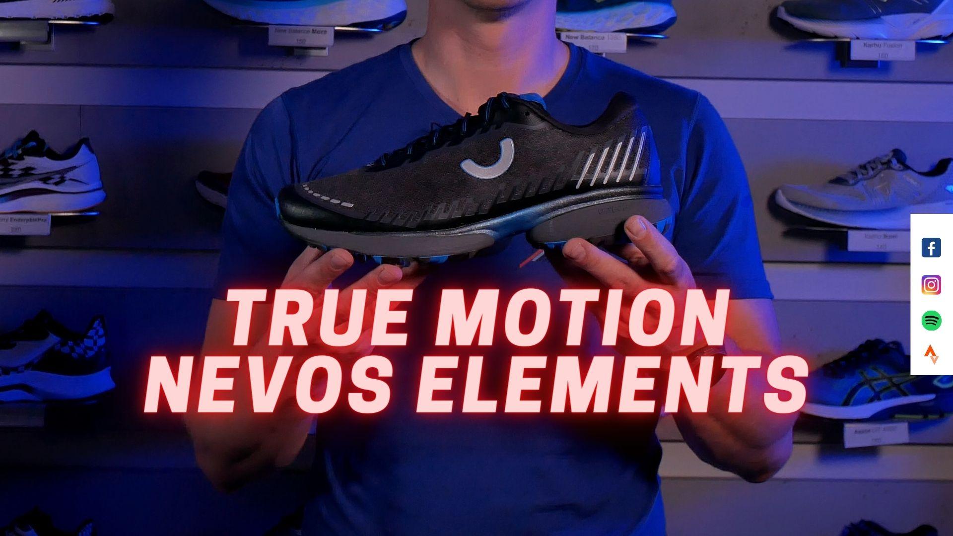 Laufschuh Test | True Motion Nevos Elements | (German | Deutsch)