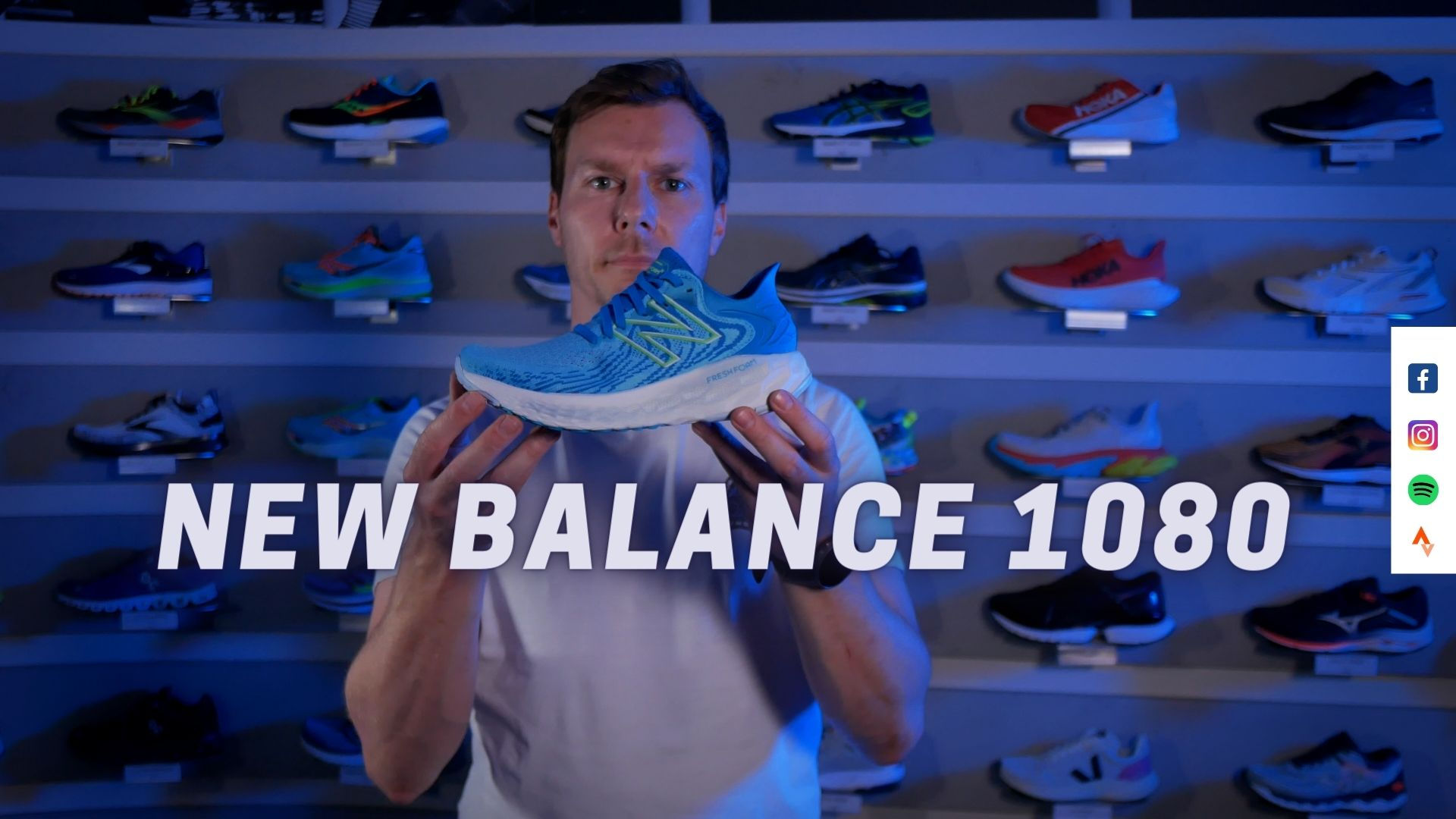 Laufschuh Test | New Balance 1080  | (German | Deutsch)