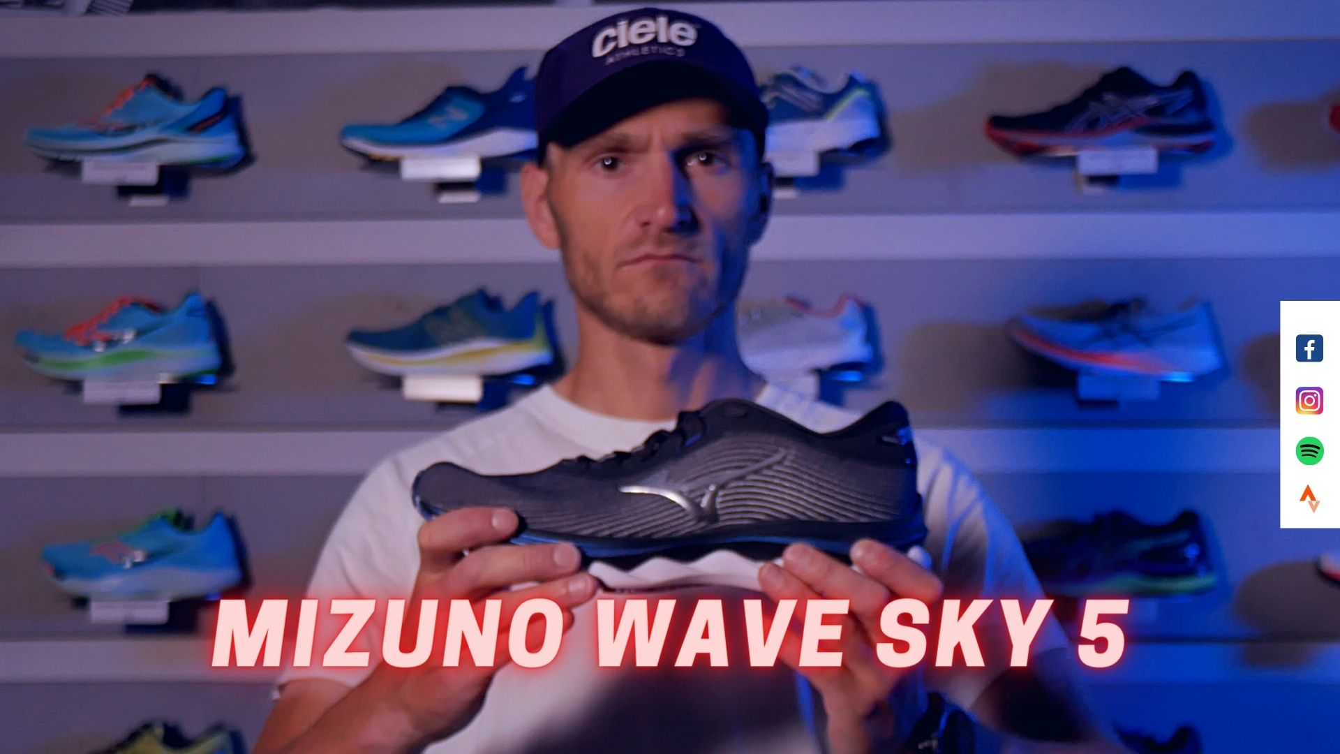 Laufschuh Test: Mizuno Wave Sky 5 (Deutsch | German)