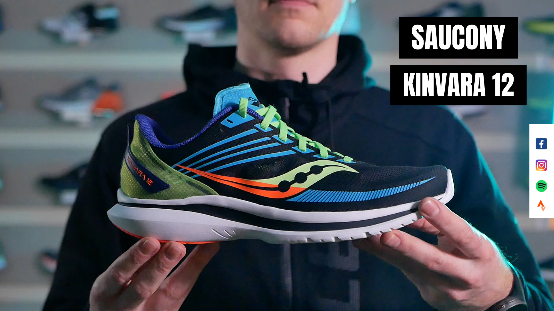 Review: Saucony Kinvara 12