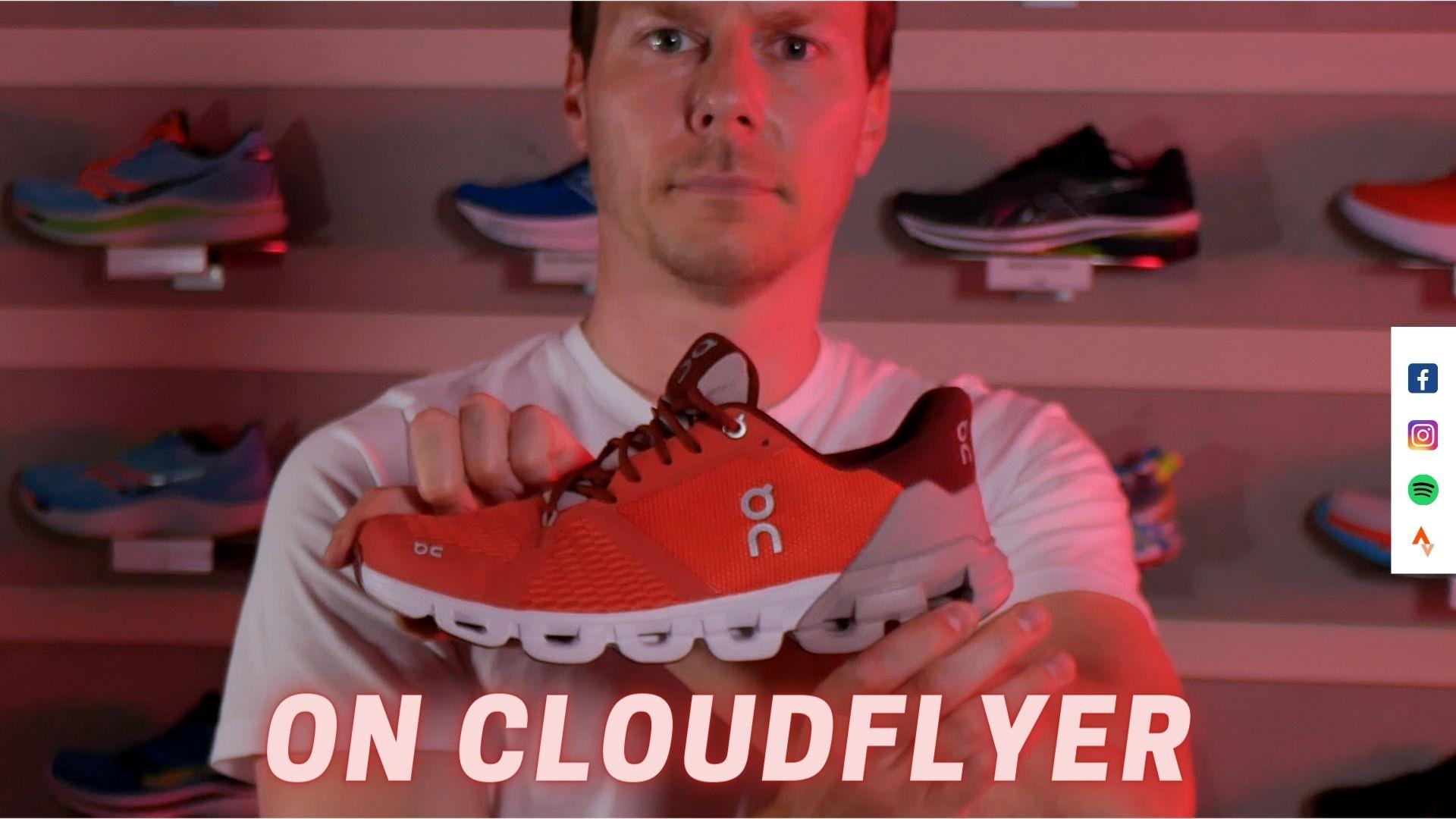 Laufschuh Test: On Cloudflyer | (German | Deutsch)