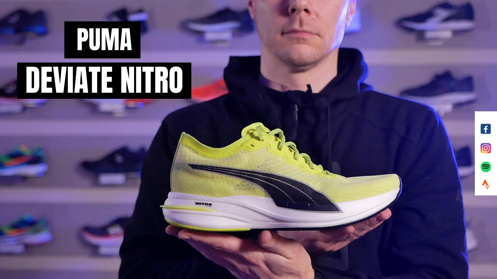 Review: Puma Deviate Nitro