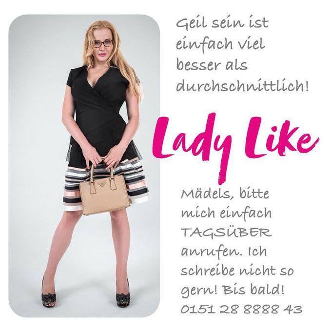 LadyLikeVictoria bitte um Telefonate