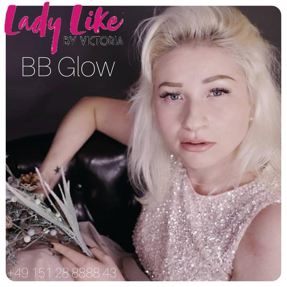 Kira war im Studio LadyLike für BBGlow, anschließend haben wir Fotos gemacht.