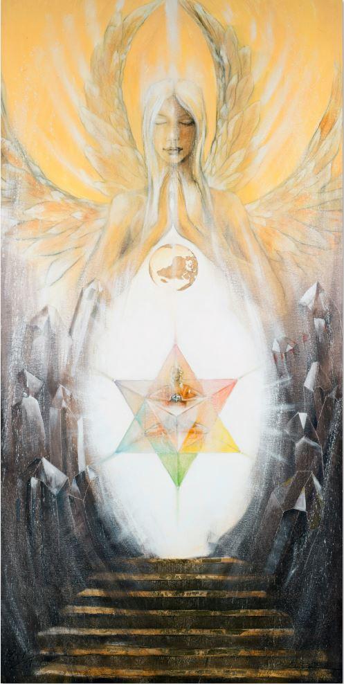 Lichttor zum inneren Christus