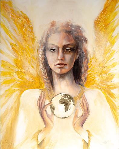 Engel des Aufbruchs