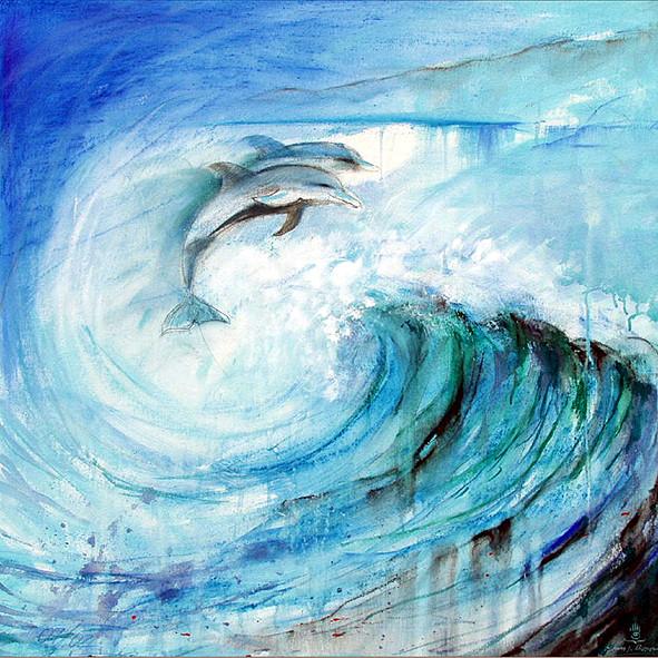 Delphine 1 / Element Wasser