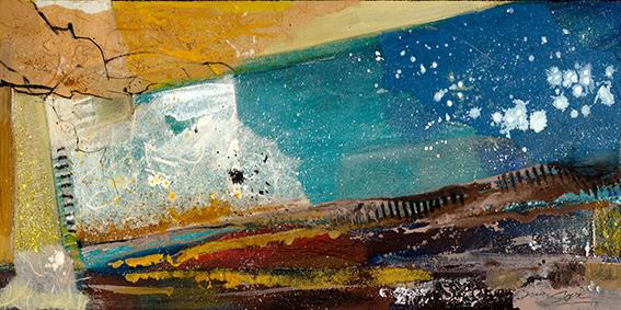Sternenstaub, #Eitempera #Jopie #Bopp #Element #Luft #Sterne #Sternenstaub #Erde #abstrakt #Abstraktemalerei