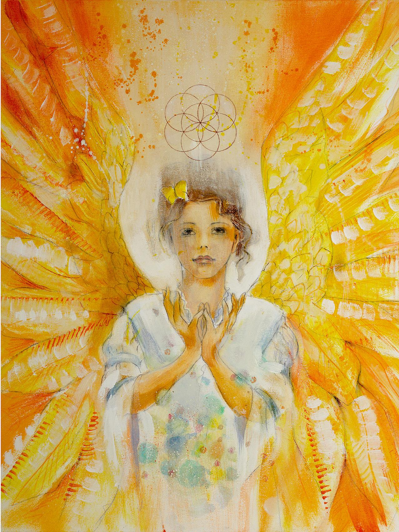 Engel der Kreativität / Inspiration
