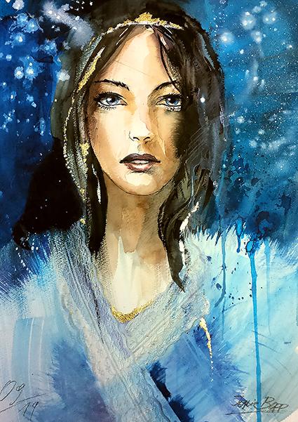 #Frauengesicht #angelface #jopie #jopiebopp #portrait