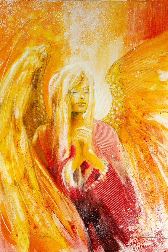 Engel des Gebetes