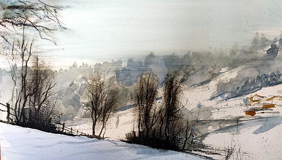 Winter Steinachtal