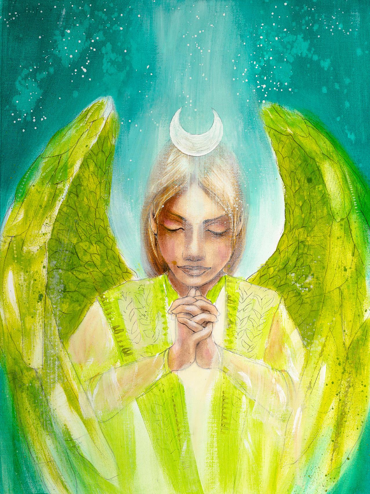 Engel der Heilung / Dankbarkeit