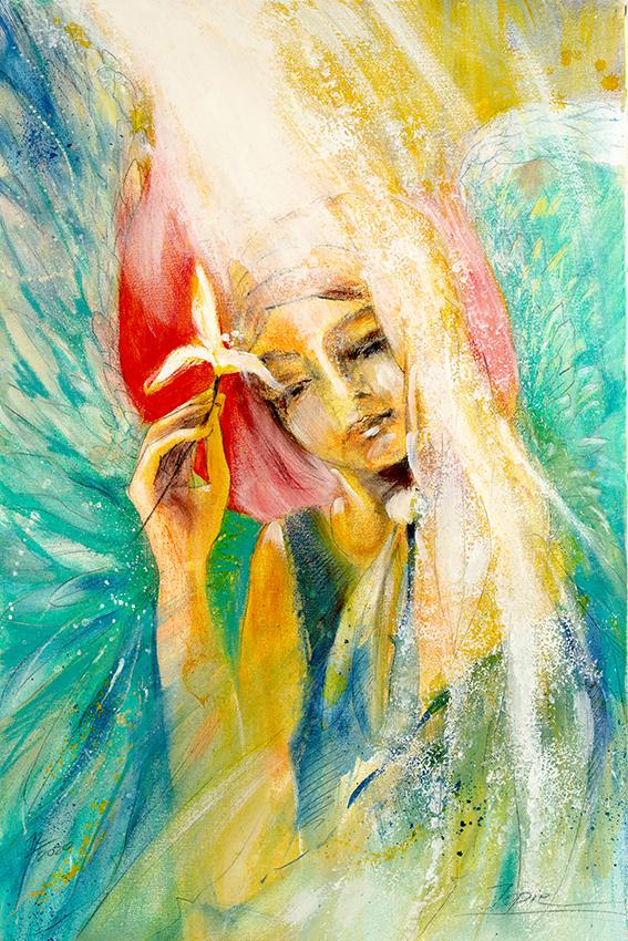 Engel der Selbstliebe