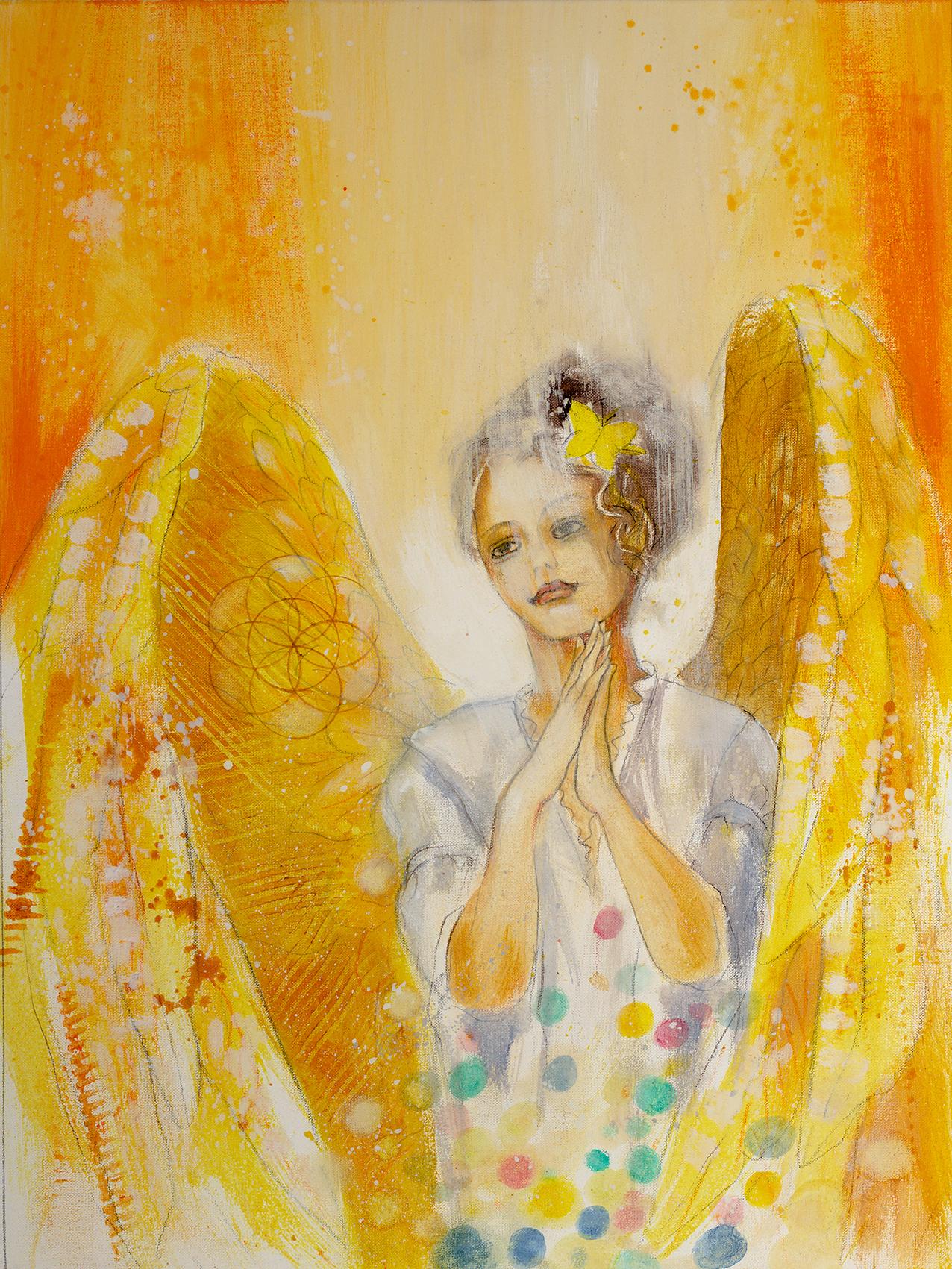 Engel der Kreativität / Ermutigung
