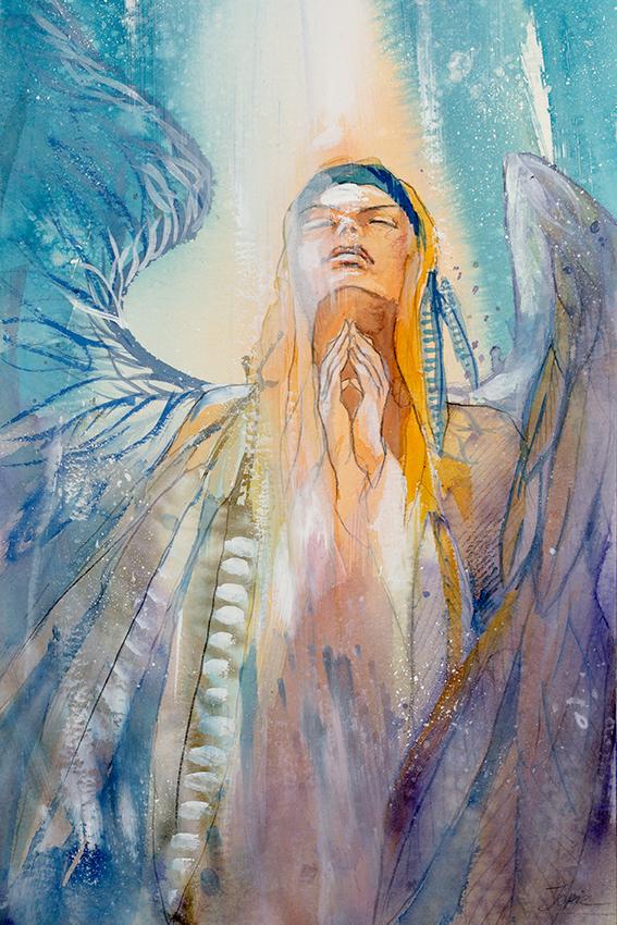 Engel der Vergebung