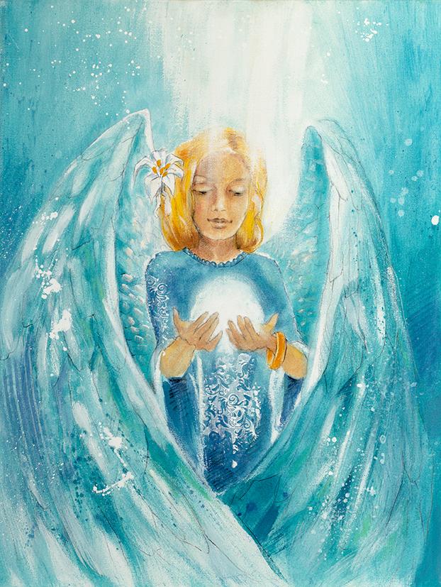 Engel der Liebe / Selbstwert