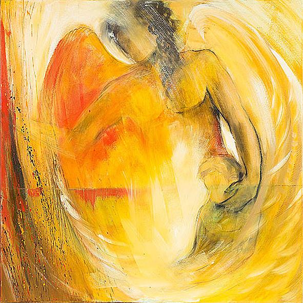 Asanael / Engel der Führung Element Feuer