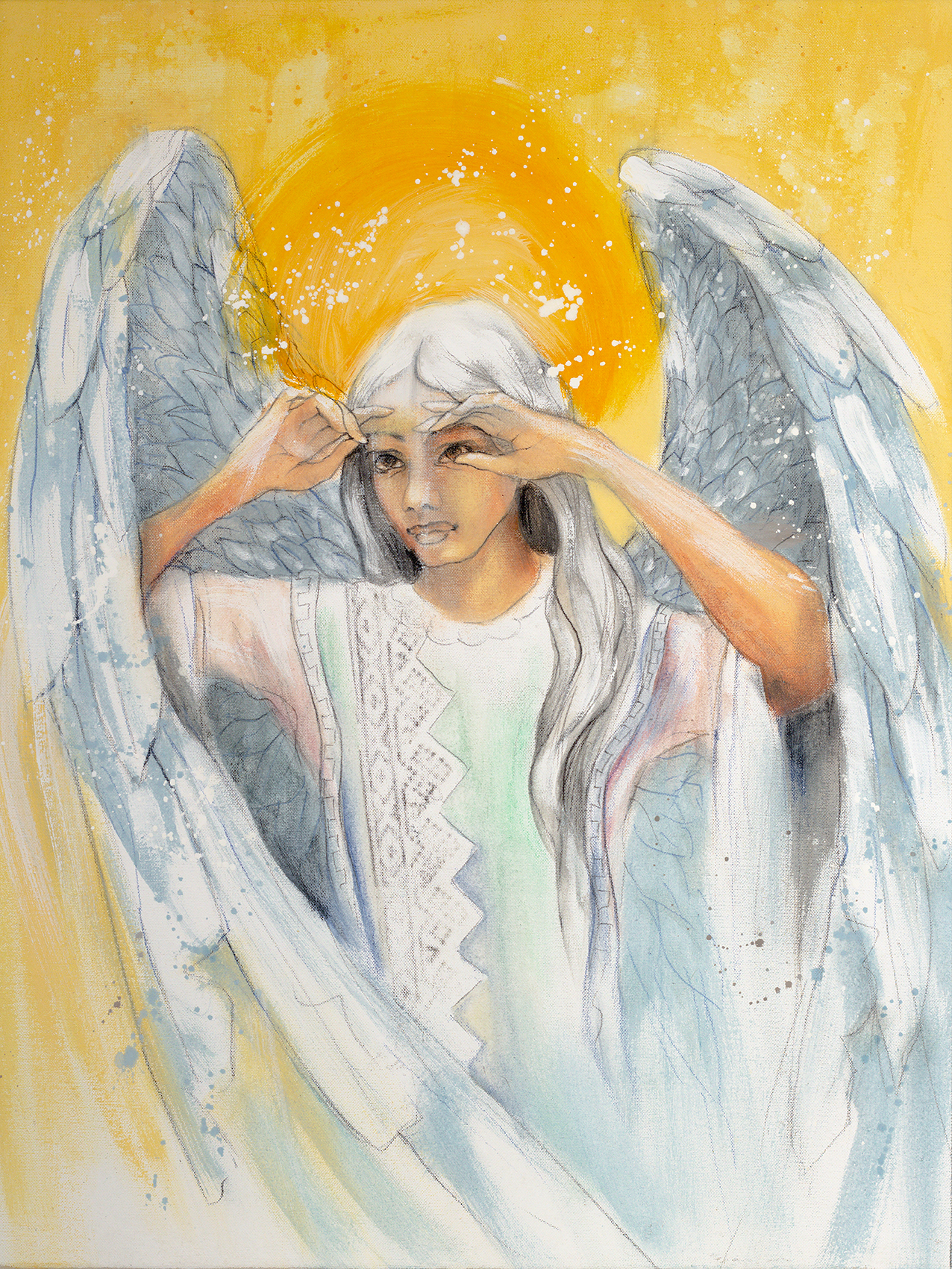 Engel der Stabilität / Weitblick