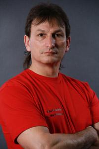 Ihr Schulleiter und Trainer Sifu Michael Schlipf (5. Meistergrad)