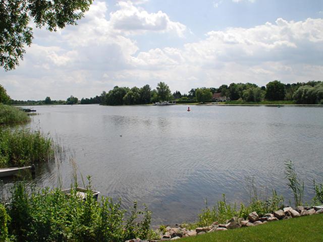Blick auf den Havelsee