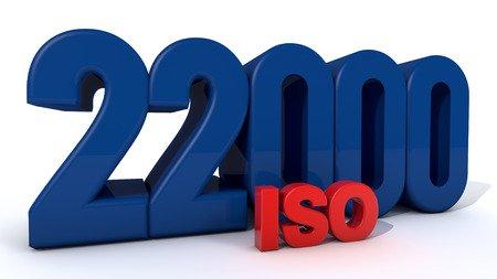 Precio para certificar la norma ISO 22000. Presupuesto para implantar y auditar la seguridad alimentaria.