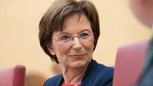 Bayerische Sozialministerin
