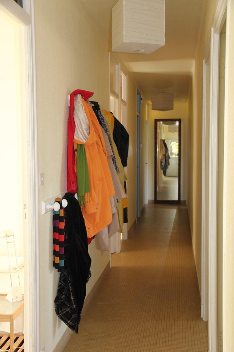 Couloir en entrant