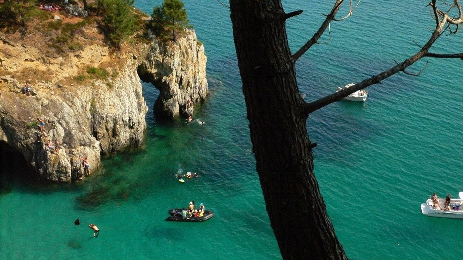 L'un des plus beaux lieux à découvrir : l'Ile vierge