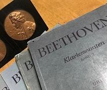 ベートーベン 今年は生誕250周年!