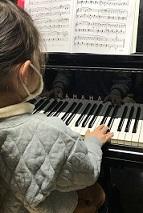 ステキ!ピアノも心も成長しているね。