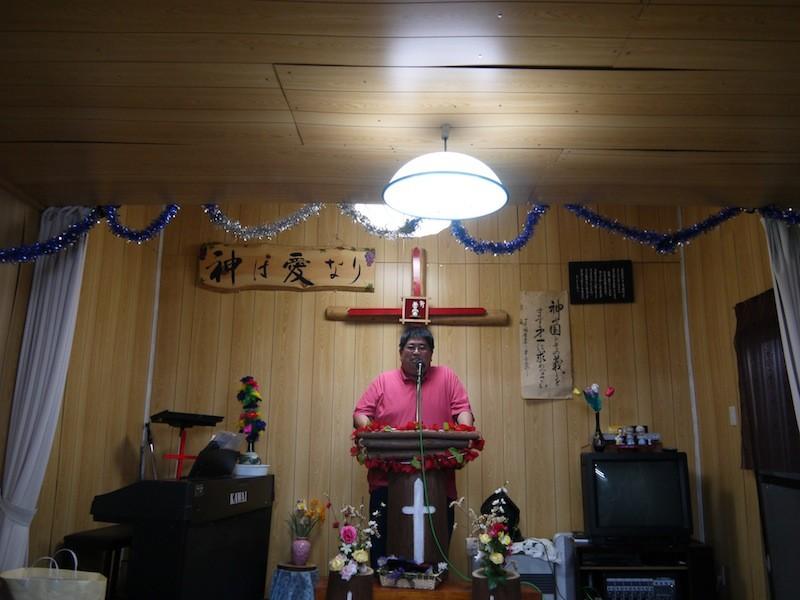カリスチャペル岡山担当 村上勝利牧師