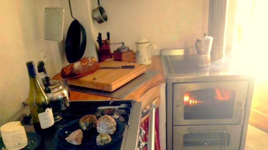 La cuisine du chef