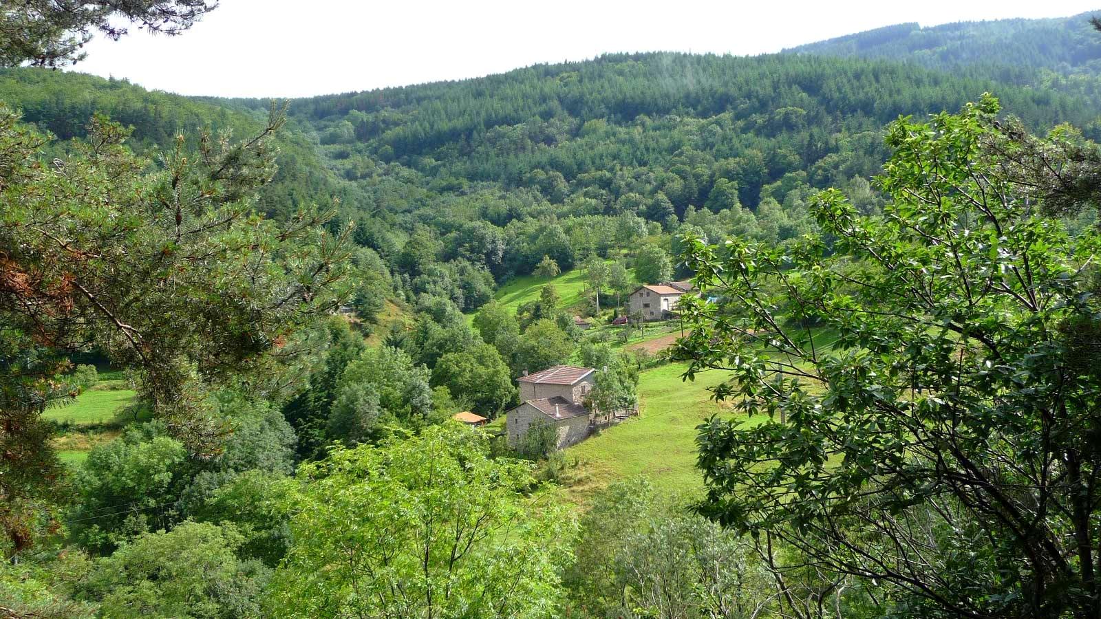 L'Ardèche : un cadre verdoyant !