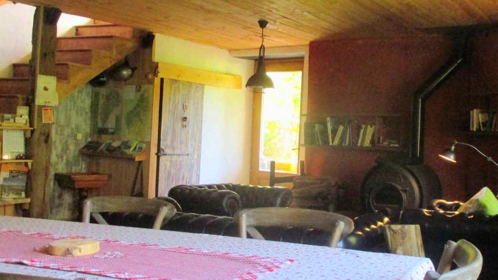 Un intérieur au style campagnard