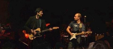 he'n'me - Peter Brandenberger und Jean-Louis Heinzer 2002 im Hallenstadion