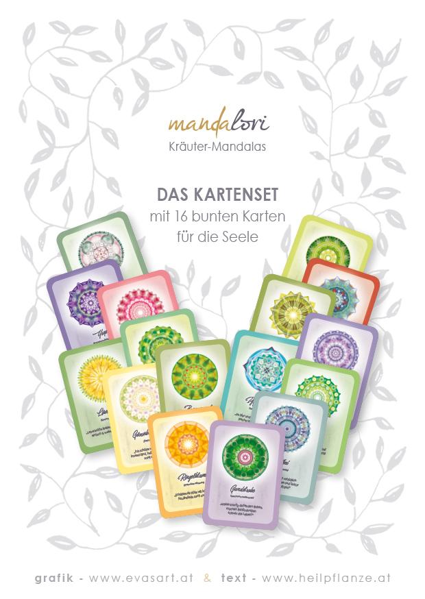 Kräuter-Mandalas