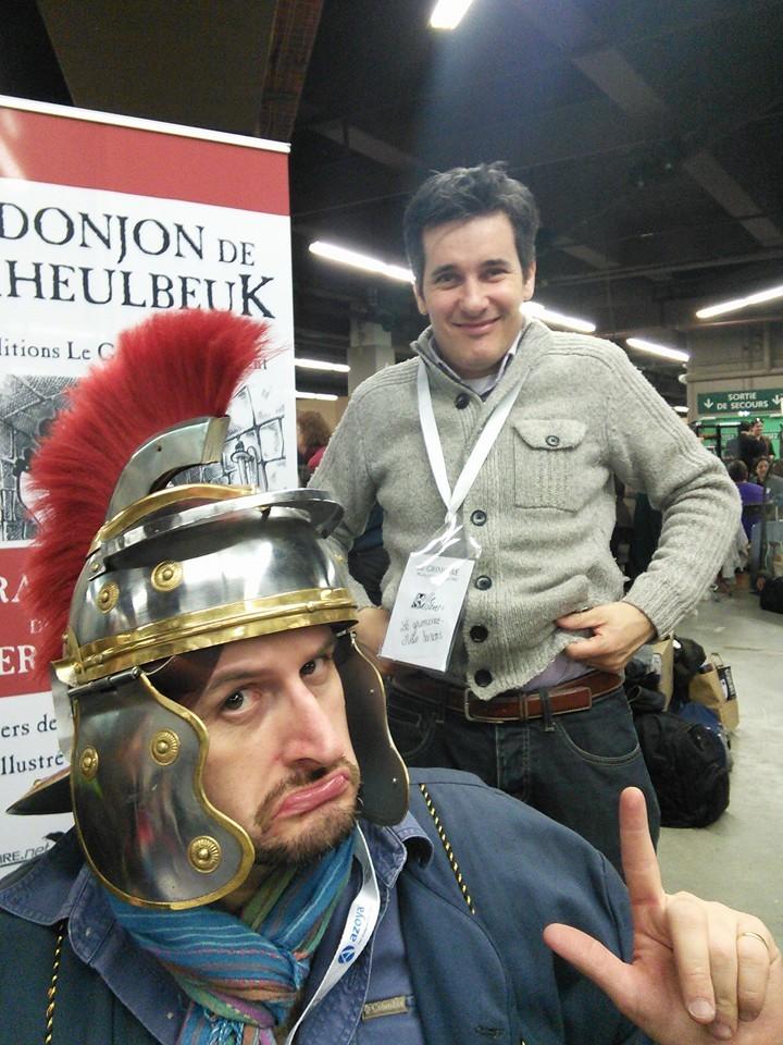 Le centurion et le ceinturon