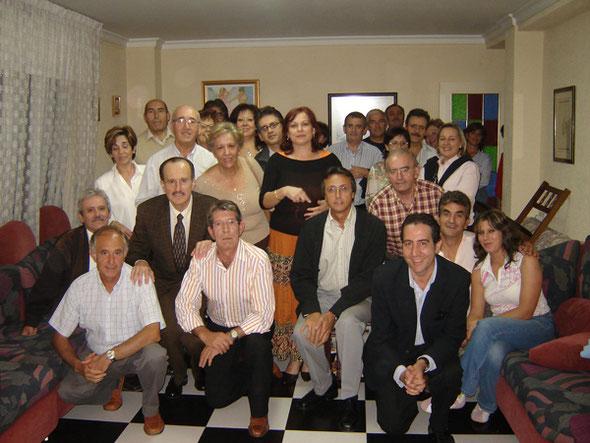 Charla informativa de nuestro hepatólogo Dr. Martín Vivaldi (Jefe de servicio). 25 Octubre 2006.