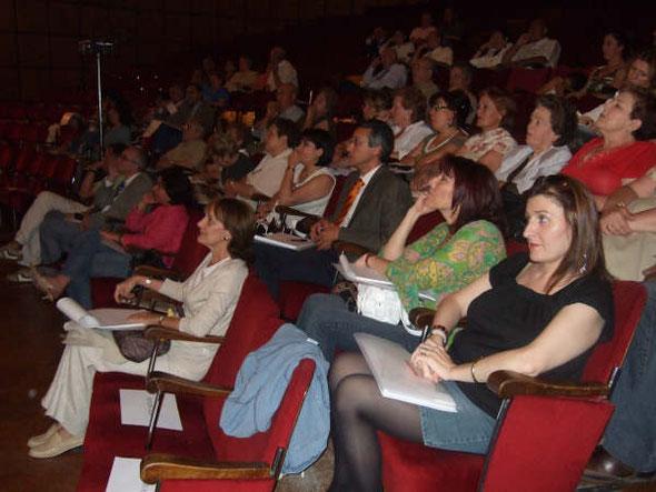 Jornada sobre hepatitis B. Fac. de Medicina de Granada. Año 2007.