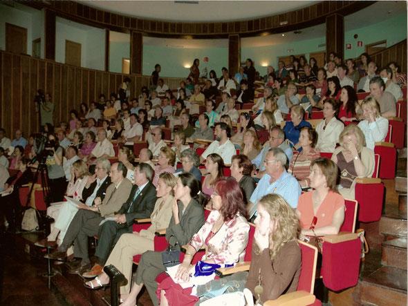 Conferencia, Hepatitis Virales (Servicio de Hepatologia H.U.V. de Granada). 6 Marzo 2007.