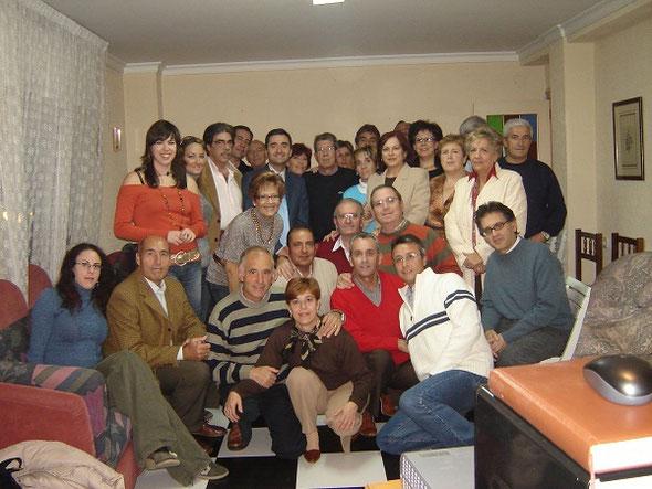 Intervención Qca. del Tx hepático. Dr. Jesús Villar (Cirujano) 23 Noviembre 2006.